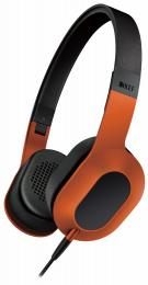 Миниатюра продукта KEF M400 SUNSET ORANGE наушники